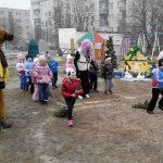 Cеминар-практикум: «Организация физкультурно-оздоровительной работы на прогулке» (ГУО «Ясли-сад №7 г. Мозыря» 2014)