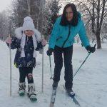 Науменко Юлия с мамой, старшая группа №1