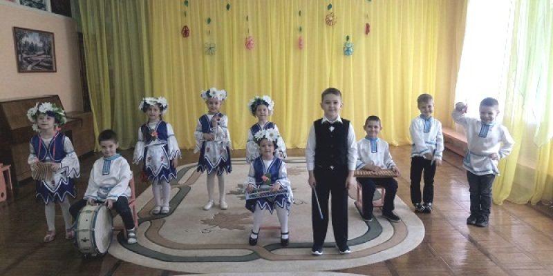 Фестиваль творчества детей дошкольного возраста «Как прекрасен этот мир!»