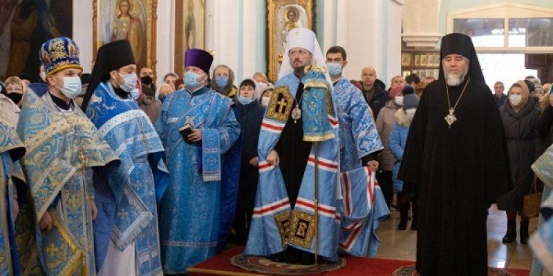 Визит Патриаршего Экзарха в Туровскую епархию
