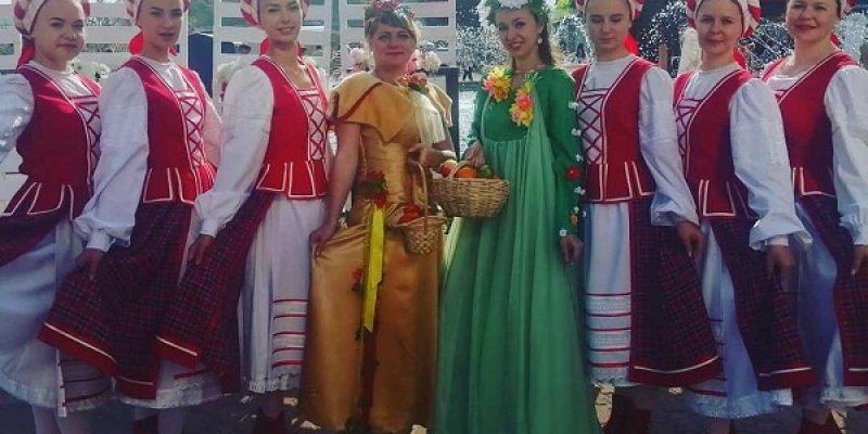 Областной фестиваль-ярмарка тружеников села «Дожинки-2020»