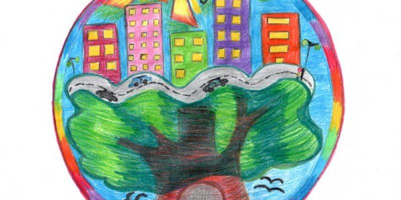 Участие в республиканском конкурсе на лучшую эмблему национальной сети «Здоровые города и поселки»