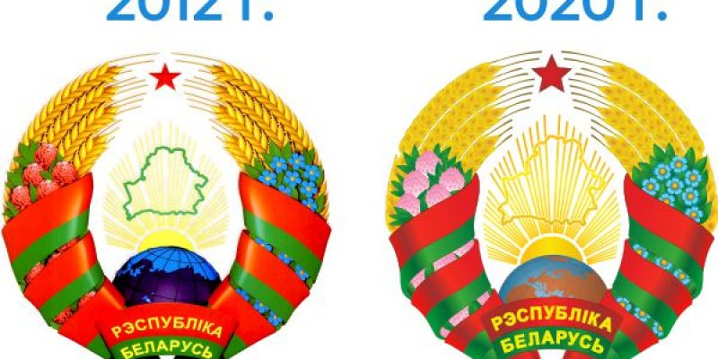 О государственных символах Республики Беларусь